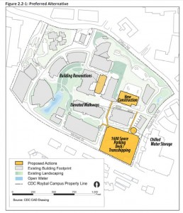 CDC Campus Proposed Expansion