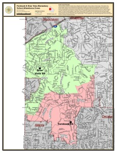 Proposed Atlanta Annexation of Victoria Estates and Mason Mill